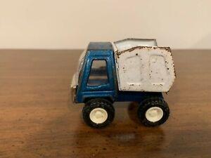 Vintage Buddy L Pressed Steel Garbage Truck -  Missing tail bucket