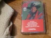 George Strait Merry Christmas Strait to you MCAC-5800 Cassette Tape Rare