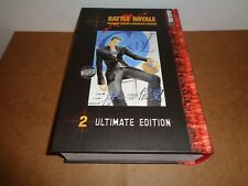 Battle Royale Ultimate Edition vol. 2 (3-in-1, Hardcover) Manga Book in English