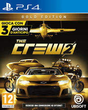 Ubisoft Ps4 The Crew 2 Gold Edition 240140