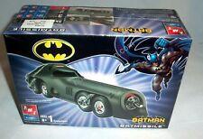 1:25 AMT ERTL BATMAN BATMISSILE SNAP TOGETHER MODEL KIT 38038 RARE NISB