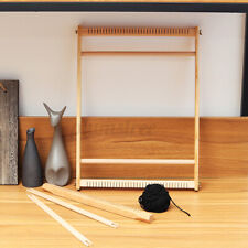 51cm Beech Wood Weaving Loom Tapestry Knitting Machine Play Toy DIY Craft Gift