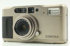 [N.MINT] Contax TVS 35mm Point & Shoot Film Camera w/28-56mm Lens From Japan #65
