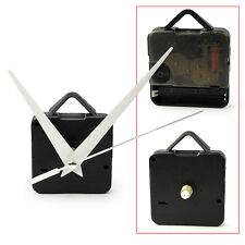 DIY Quartz Battery Wall Clock Movement Mechanism Repair Kit Parts Set silver