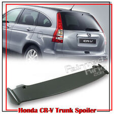 Unpaint For Honda CR-V CRV 3rd SUV Mugen Trunk Boot Spoiler LX EX-L 2011