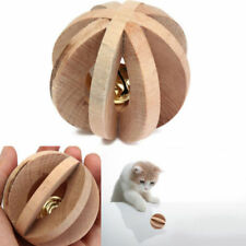 FD3877 Bell Ball Small Animal Toy Rabbit Guinea Pig Hamster Rat Ferret Chinchill