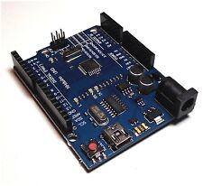 UNO R3 ATmega328P CH340 Mini USB Board for Compatible-Arduino GM - UK seller