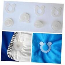 4Pcs Comforter Bed Duvet Donuts Holders Bed Sheets Clips Holder Fastener MN