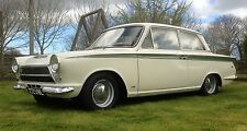Mk1 Lotus Cortina 1/4 QUART BUMPERS 1500GT
