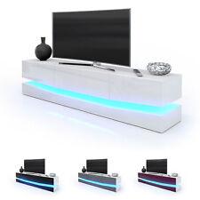 TV - & HiFi-Tische aus MDF -/Spanplatten zum Zusammenbauen