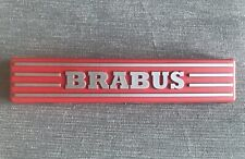 Smart Fortwo 451 (2007-2015) BRABUS ENGINE FUEL RAIL COVER RED A1320100067