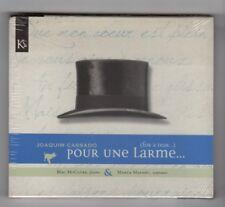 (HX961) Joaquim Cassado, Pour Une Larme - Sealed CD
