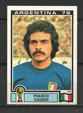 Decal/Sticker - Panini Argentina 1978 Franco Causio No.109