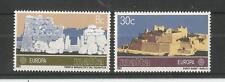 Malta 1983 Europa SG, 712-713 Um/M nh Lote 2160A