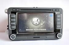 NEW 2017 SSD VW RNS510 LED DAB E H40 V14 navigation Polo Transporter T5 Scirocco