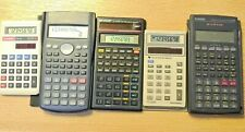 Job Lot of 5 Calculators, 4 working