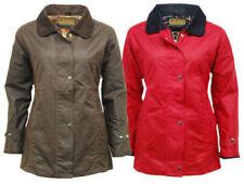 Cappotti e giacche da donna bottone automatici cotone