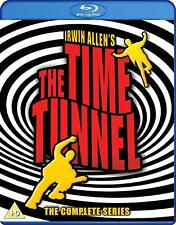 THE TIME TUNNEL (1966-1967): Classic TV SCI-FI Time Travel - NEW RgFree BLU-RAY