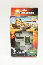 1/ BOX 82119 T-55 MBT W/KMT-5  (2 PER BOX) WOW  1/144 PLASTIC MODEL KIT