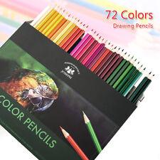 72 Couleurs l'art de crayons à dessin d'artiste graffiti à base d'huile