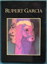 The Art of Rupert Garcia 1986 Mexican Museum Artist Exhibit