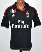 AC MILAN ITALY 2012/2013 THIRD FOOTBALL SHIRT JERSEY ADIDAS SIZE S ADULT