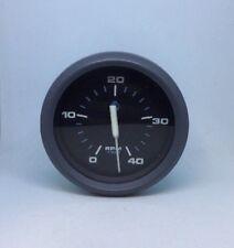 Faria Diesel Tachometer 4000 RPM