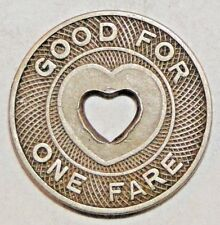 Token good for one Fare. C6