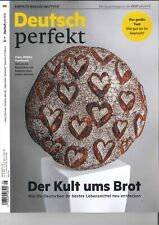 Deutsch perfekt, 05/2020: Der Kult ums Brot + +wie neu ++