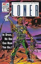 Loner No.1 / 1990 Fleetway Quality Comics