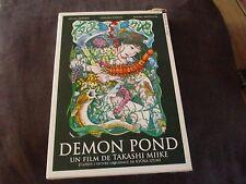 "DVD ""DEMON POND"" film Thailandais de Takashi MIIKE"