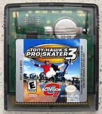 ★☆☆ Gameboy Color - Tony Hawk's Pro Skater 3 ☆☆★