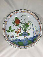 "Vintage CFM Morell Amalfi Art Pottery 8"" Bowl"