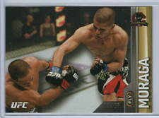 JOHN MORAGA 2015 Topps CHAMPIONS UFC  (/25) GOLD PARALLEL #68 Mint+ RARE Vintage