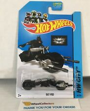 Bat-Pod #64 * Batman * 2014 Hot Wheels * HA27
