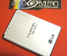 Batteria 3000Mah ORIGINALE IONI DI LITIO per LG OPTIMUS G3 D855 D850 RICAMBIO