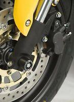 R&G Racing Fork Protectors for the Honda CBR600F 2011-2014 FP0066BK BLACK