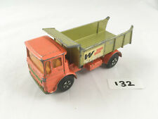MATCHBOX LESNEY SUPERKINGS # K-4 LEYLAND TIPPER TRUCK LORRY DIECAST WATES