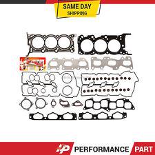 Head Gasket Set for 04/21/07-09 Hyundai Kia Sedona Sorento 3.8 DOHC G6DA