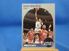 Sam Vincent Michael Jordan jersey #12 Hoops 1990-91 90-91 #223