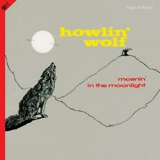 New listing HOWLIN WOLF: MOANIN IN THE MOONLIGHT (LP vinyl *BRAND NEW*.)