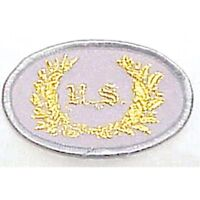 CIVIL WAR UNION ARMY US CAVALRY Embossed Sew On PATCH New  4 x 2.5 inches 12135