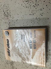 2011 Ski Doo SKI-DOO REV-XP 600 ACE REV-XR 1200 -TEC Service Shop Manual