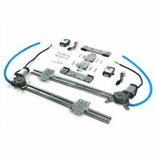 Street Rod Window Crank Switch Kit for 36-50 Cadillac 1/2in 22in bosch motor