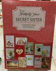 Card-Boxed-It's A Secret Assorted (Secret Sister) KJV & NIV (Box Of 12)-WW ship