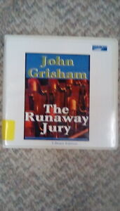 The Runaway Jury by John Grisham ( 11 CD Unabridged)