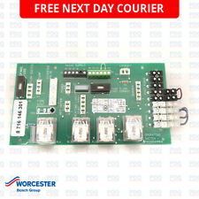 Worcester Heatslave Printed Control Board PCB 87161463010 - GENUINE & BRAND NEW