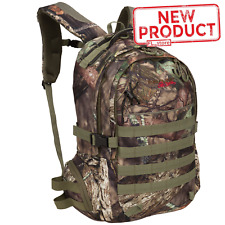 Hunting Backpack Mossy Oak Camo Outdoor Hiking Camping Walking Daypack Storage