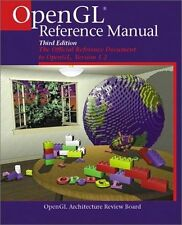OpenGL(R) Reference Manual: The Official Reference