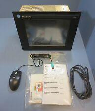 Allen Bradley Industrial Computer 6181-CGEDBCZZZ Ser B 100-120/200-240 VAC